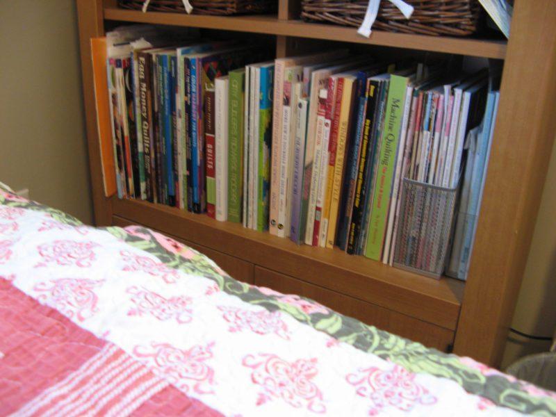 angela-pingel-sewing-room-bookshelf