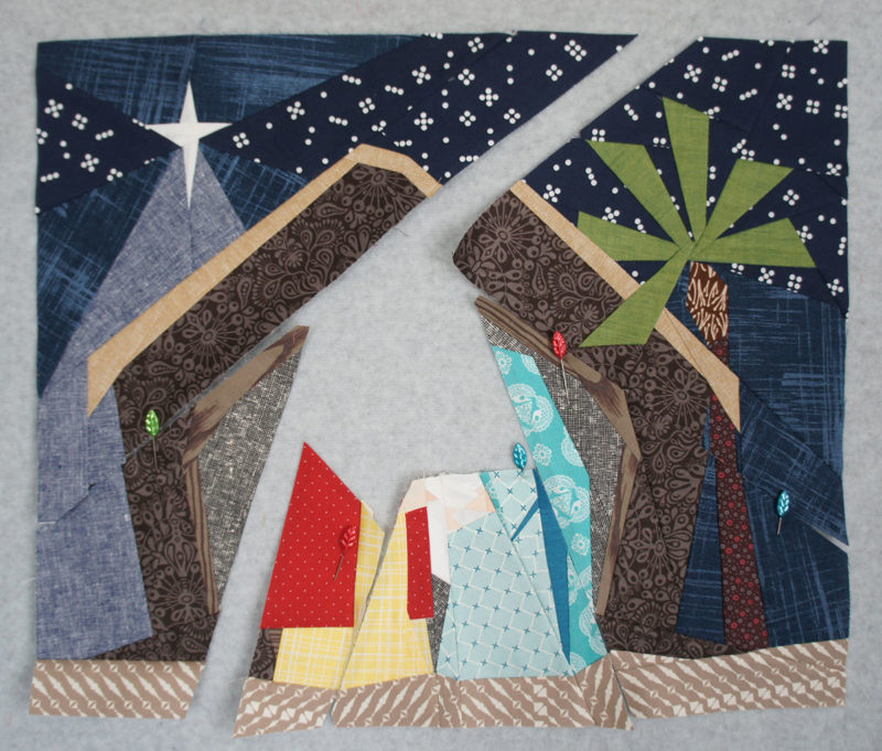 O Holy NIght quilt
