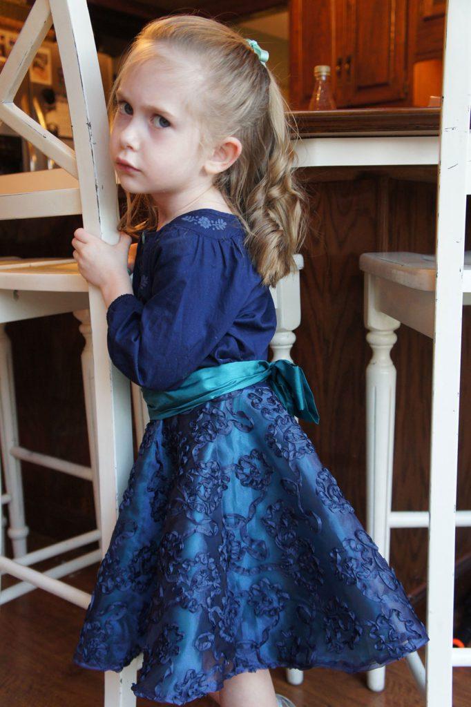 birthday dress