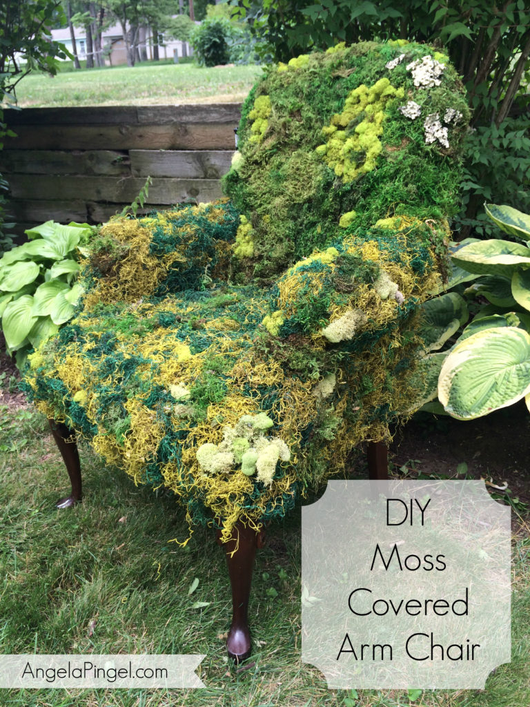diy-moss-covered-arm-chair
